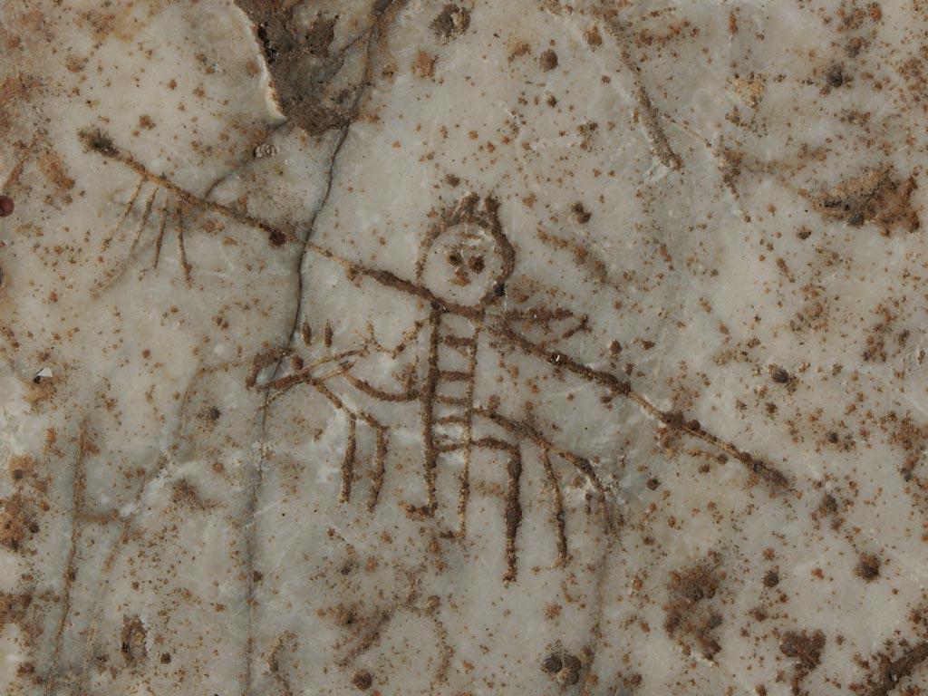 Τις προϊστορικές βραχογραφίες